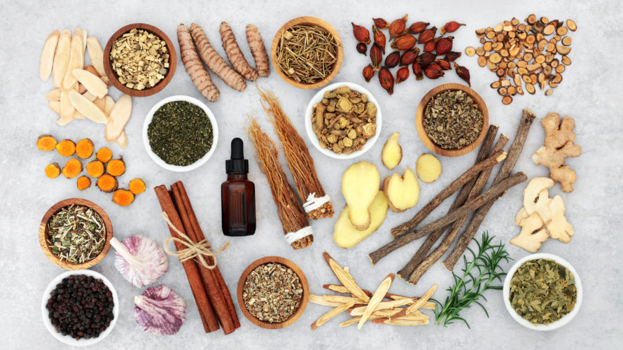 Chinese Herbal Medicine to Treat Asthma